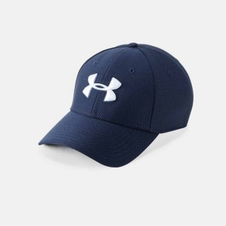 Pánska šiltovka Men's Blitzing 3.0 Cap-NVY Under Armour 1305036-410